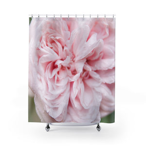 Shower Curtains: Pink Flower