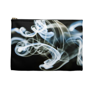 Accessory Pouch: Swirly Smoke 2