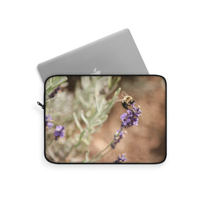 Laptop Sleeve: Busy Bee