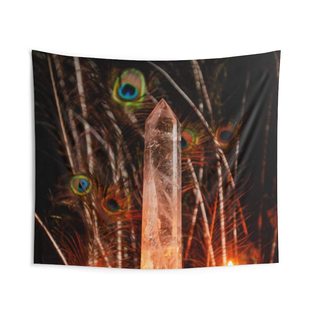 Indoor Wall Tapestries: Love and Light