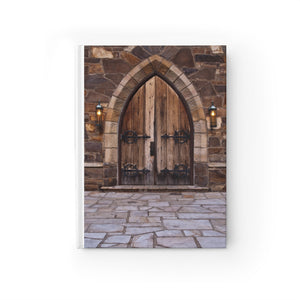Journal - Blank - Church Doors