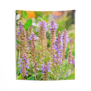 Indoor Wall Tapestries: Spring Flowers