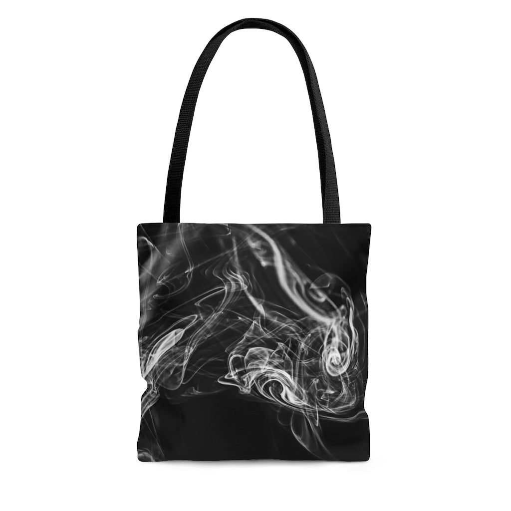 Tote Bag: Swirly Smoke