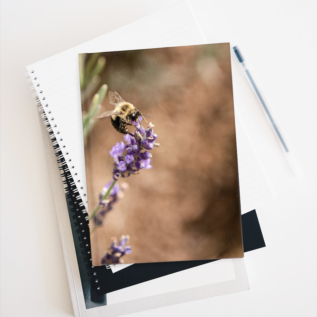 Journal - Blank - Busy Bee