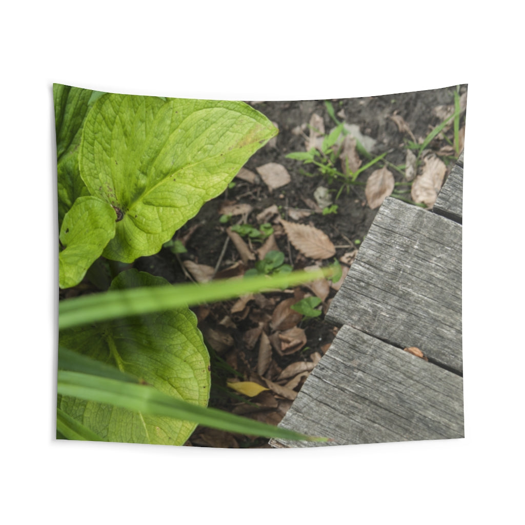 Indoor Wall Tapestries: Spring Walk