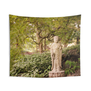 Indoor Wall Tapestries: Woodland Zen