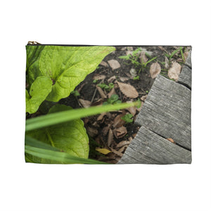 Accessory Pouch: Spring Walk