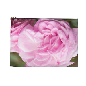 Accessory Pouch: Pink Roses