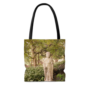 Tote Bag: Woodland Zen
