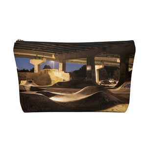 Accessory Pouch w T-bottom: FDR Skate Park