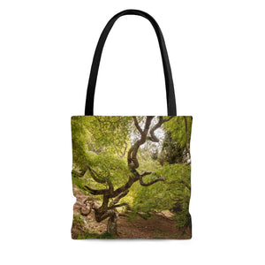 Tote Bag: Twisty Tree