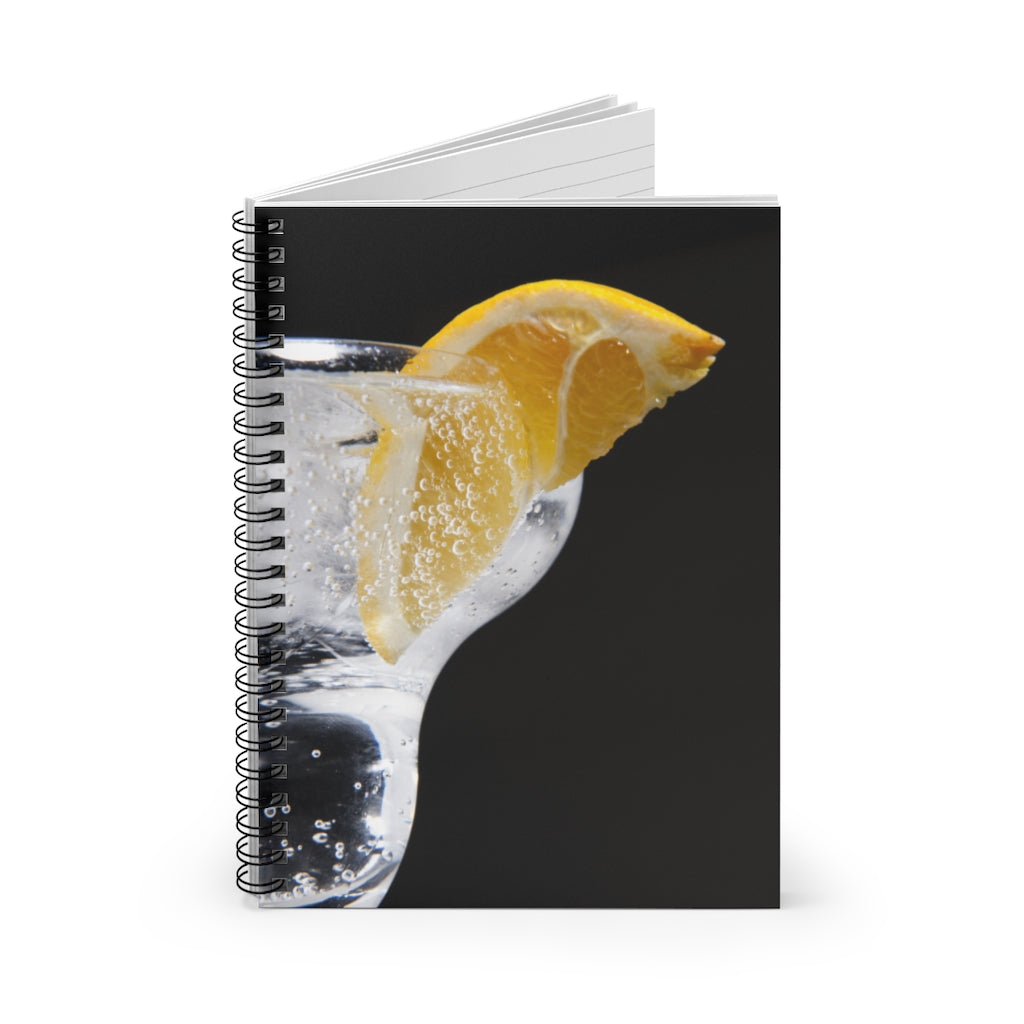 Spiral Notebook - Ruled Line - Fizzy Fruit