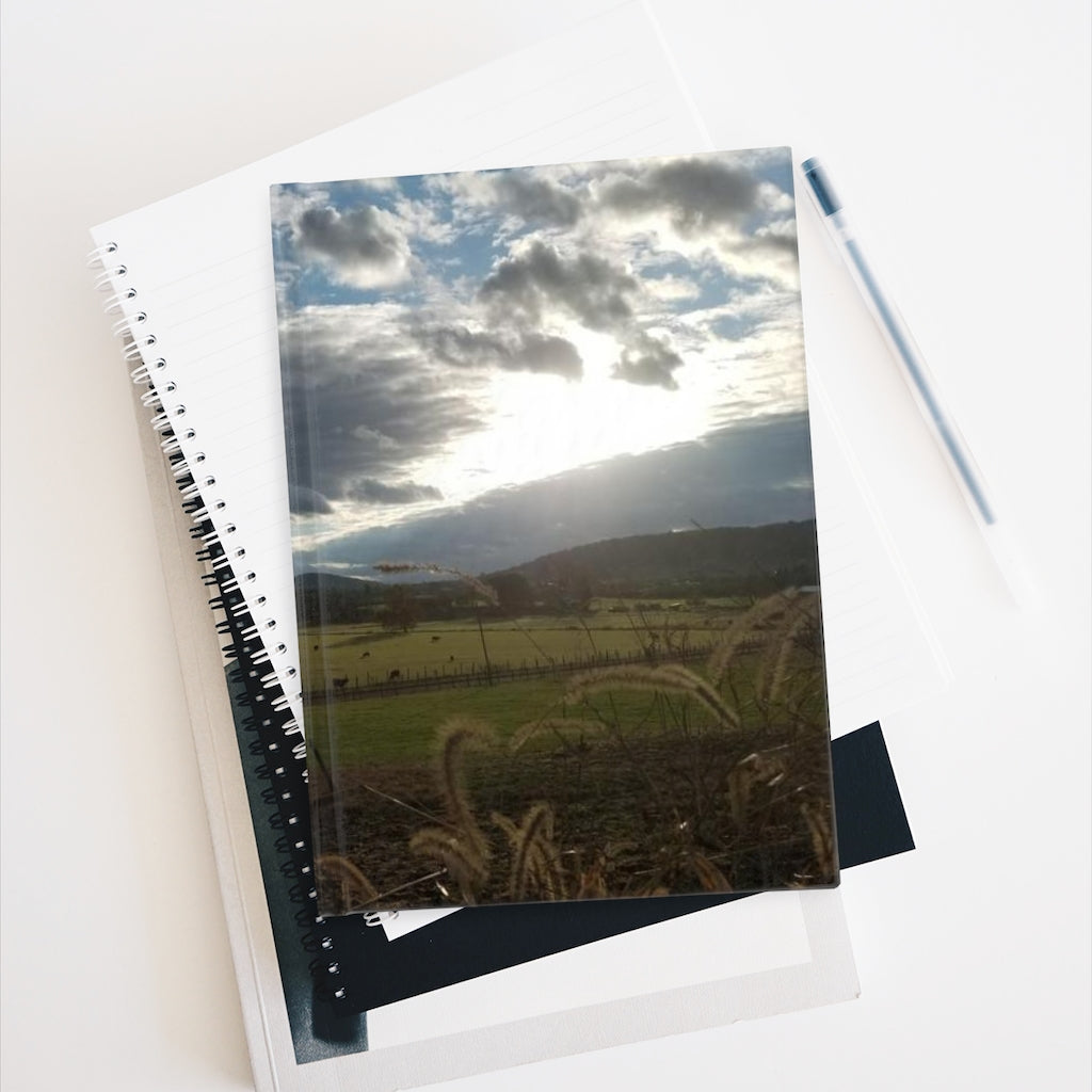 Journal - Blank - Virginia Field