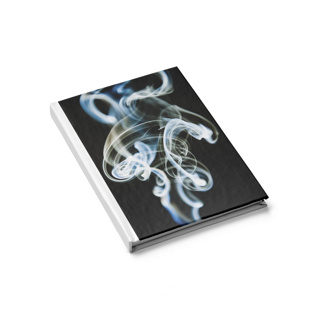 Journal - Blank - Swirly Smoke