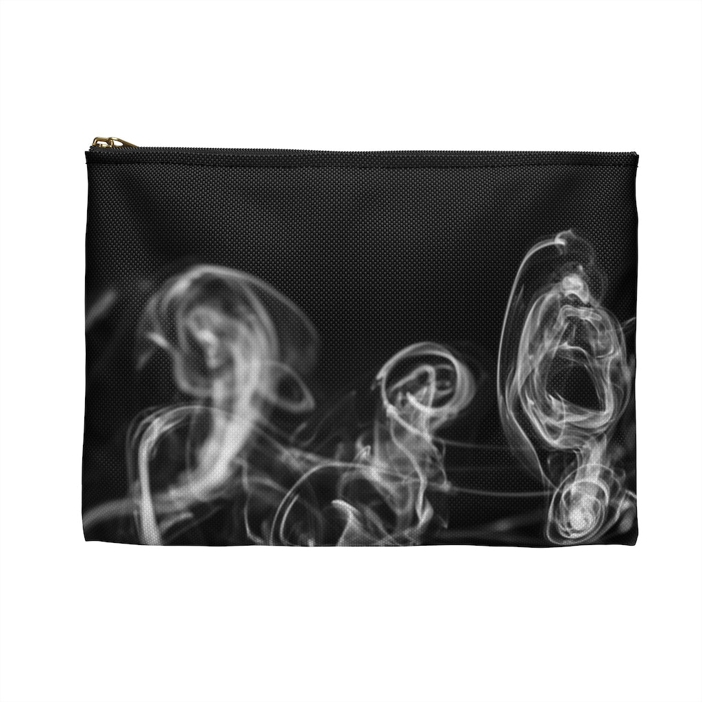 Accessory Pouch: Swirly Smoke 3