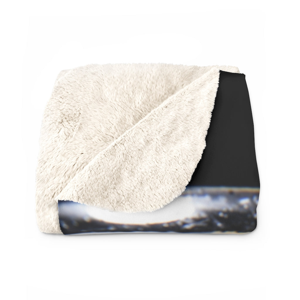 Sherpa Fleece Blanket: Fizzy Fruit