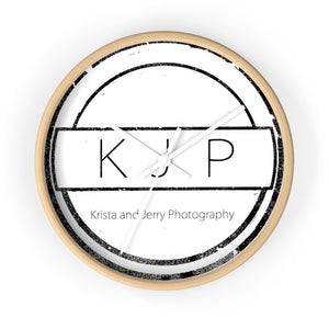 Wall clock: Krista and Jerry Photography