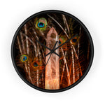 Wall clock: Love and Light