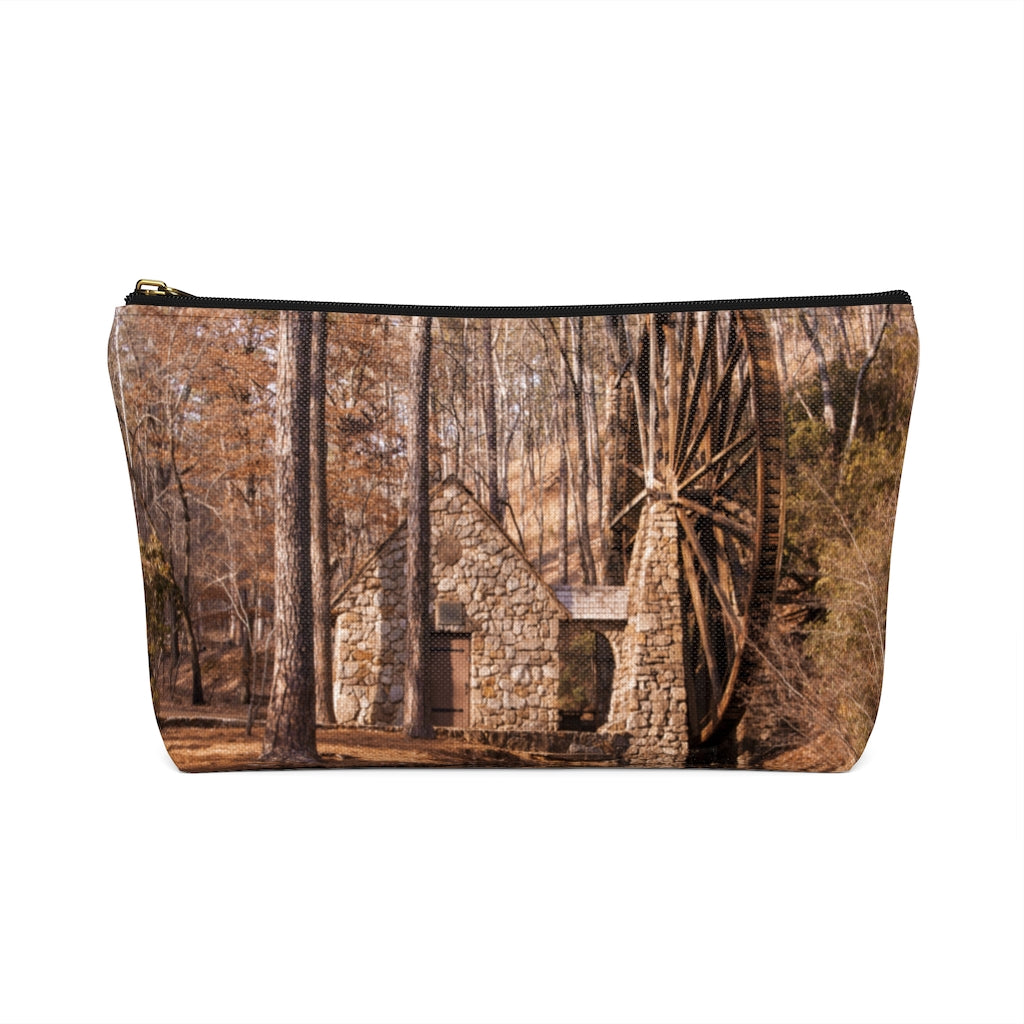 Accessory Pouch w T-bottom: Water Mill