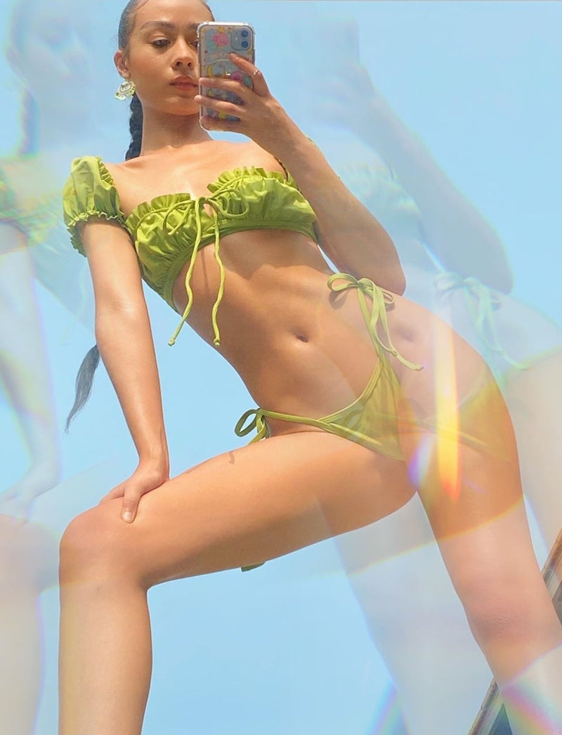 Zahara's Angels Set / Lime