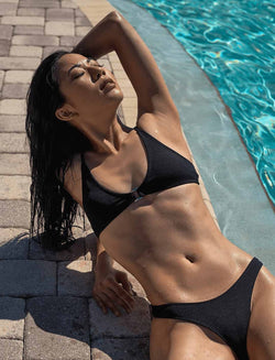 Zahara Swim Black / L Bentley Collection / Black