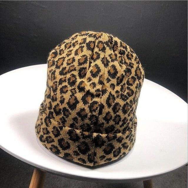 Zahara Swim Brown Lexi Leopard Beanie | 4 Colors