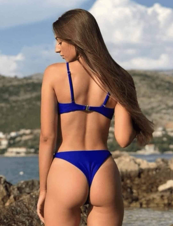 Zahara Swim Destiny Set / Blue