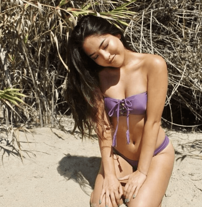 Zahara Swim Purple / S Ever So Sleek / Purple - SOLD OUT