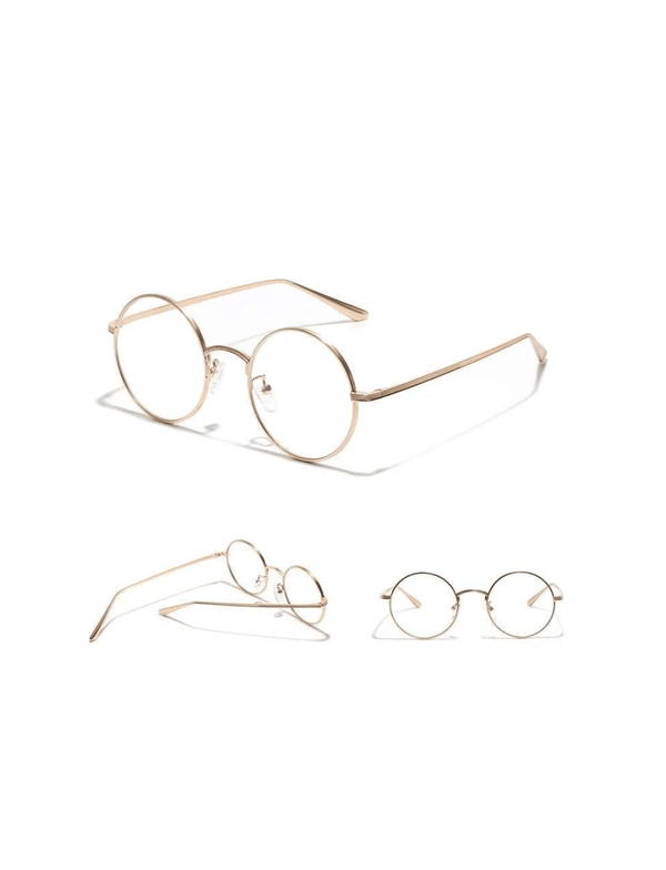 Zahara Swim Retro Show Shades | Clear