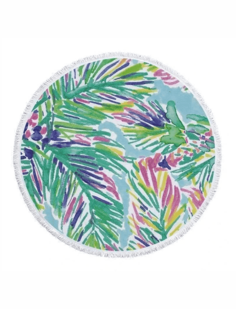 Zahara Swim Seaside Watercolour Collection / Trees