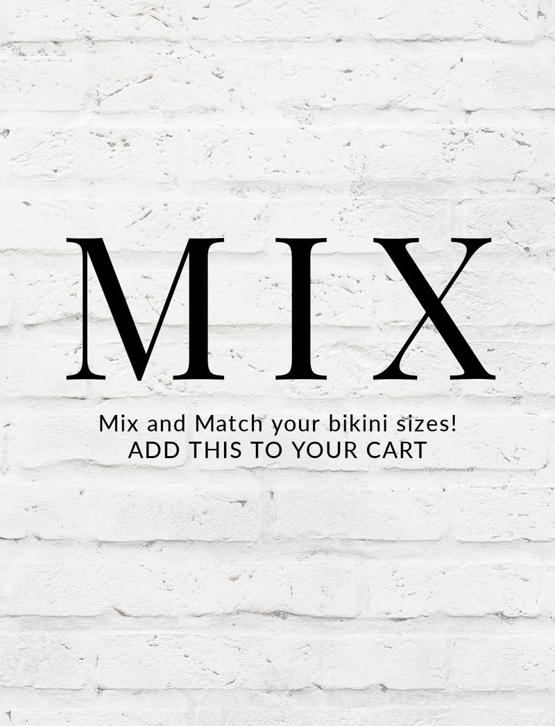 Zahara Swim Size Mix