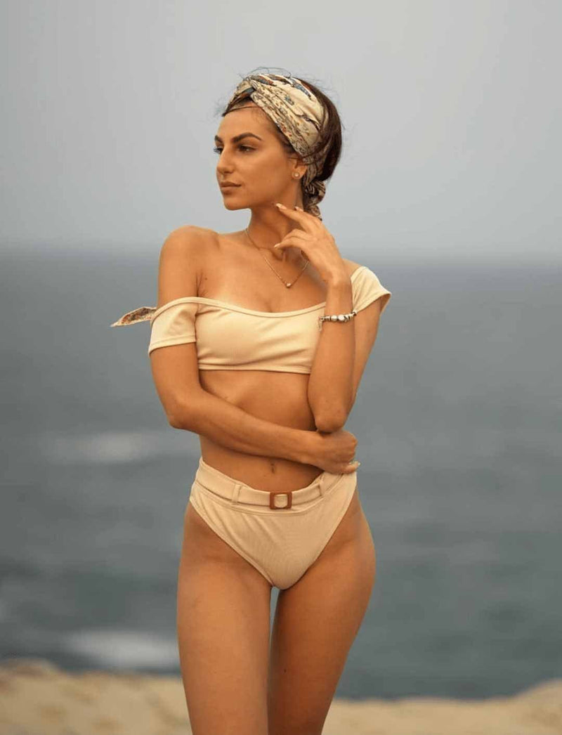 Zahara Swim Sweet Allure Collection / Nude