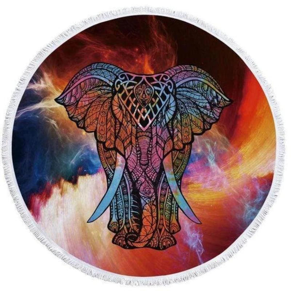 Zahara Swim The Elephant Collection - Dark Angel