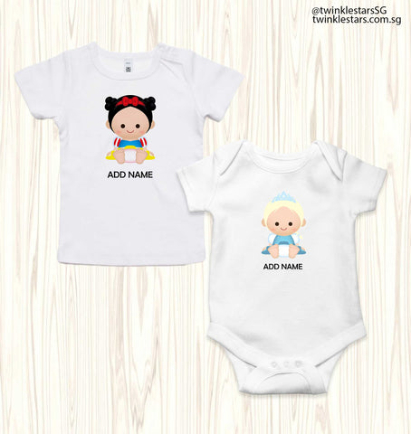 Baby Princess (13 Designs)