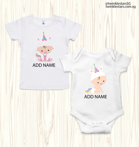 Unicorn Baby (6 Designs)