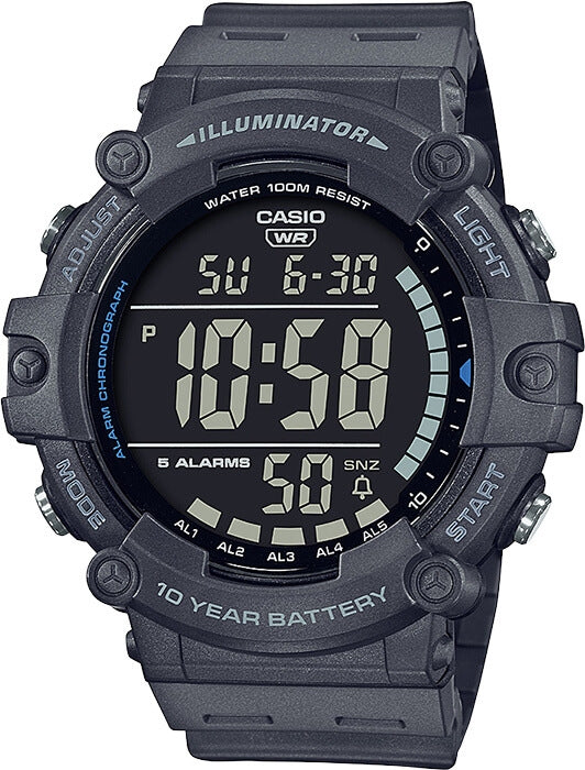 Gents Casio Watch AE1500WH-8B