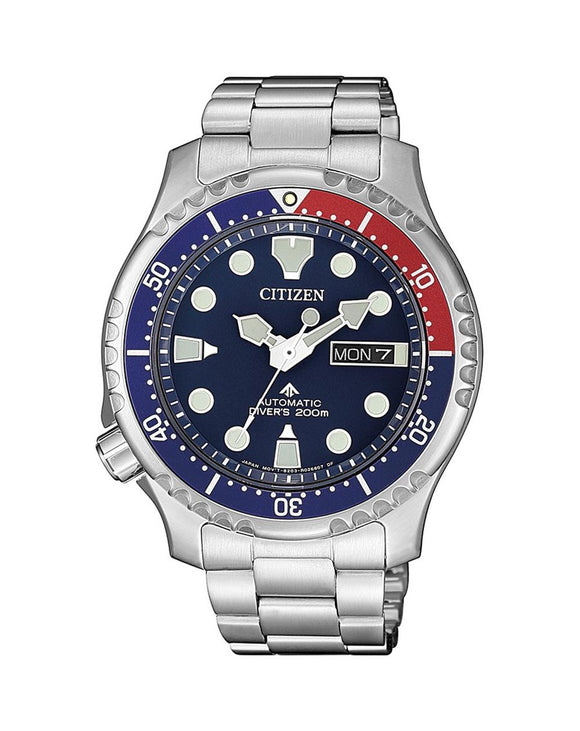 Gents Citizen Promaster Mechanical Dive Watch NY0086-83L
