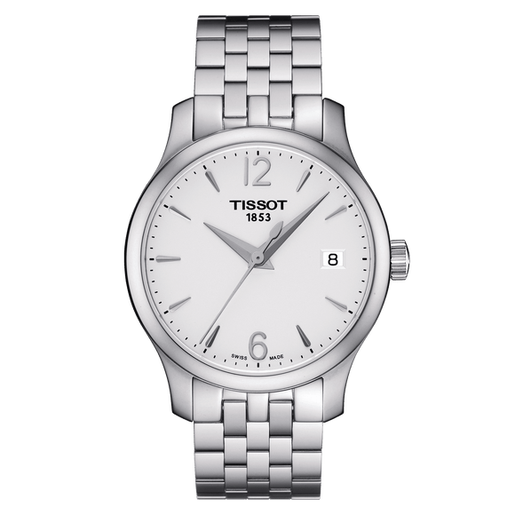 Ladies Tissot Watch T0632101103700