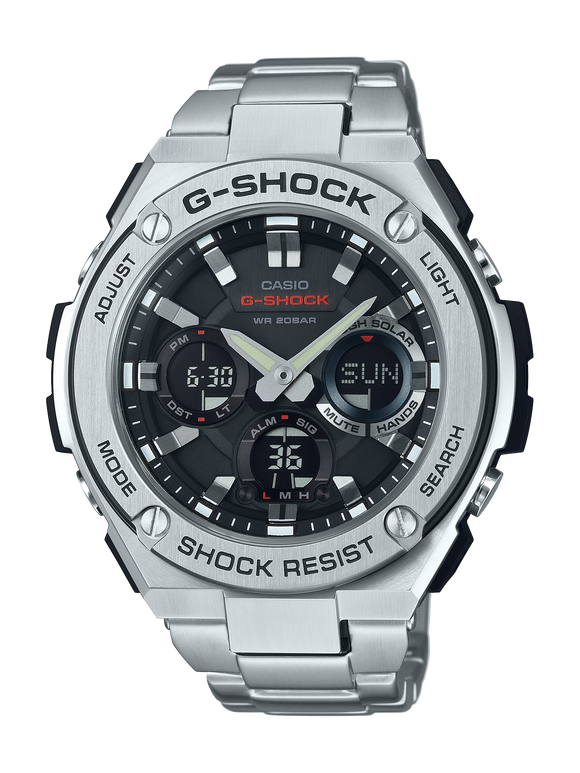 Gents Casio G-Shock Watch GSTS110D-1A
