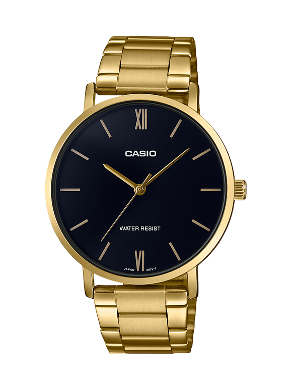 Gents Casio Watch MTPVT01G-1B2