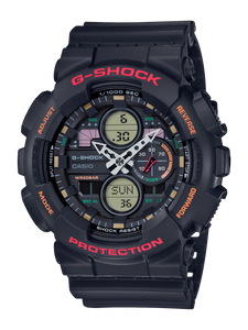 Gents Casio G-Shock Watch GA140-1A4