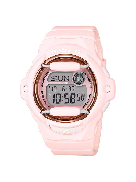Ladies Casio Baby-G Watch BG169G-4B