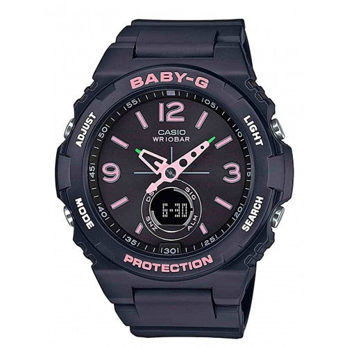 Ladies Casio Baby-G Watch BGA260SC-1A