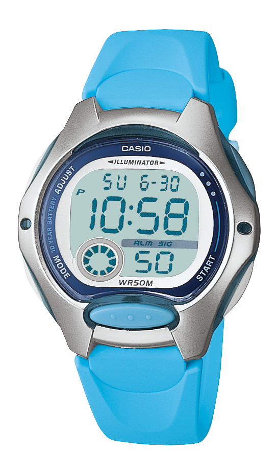 Youth Casio Watch LW200-2B