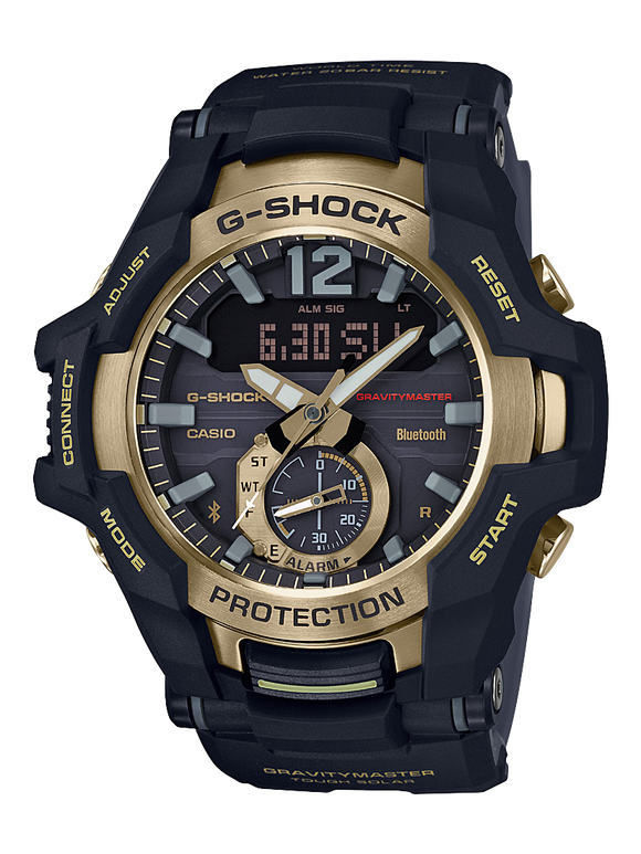 Gents Casio G-Shock Watch GRB100GB-1A