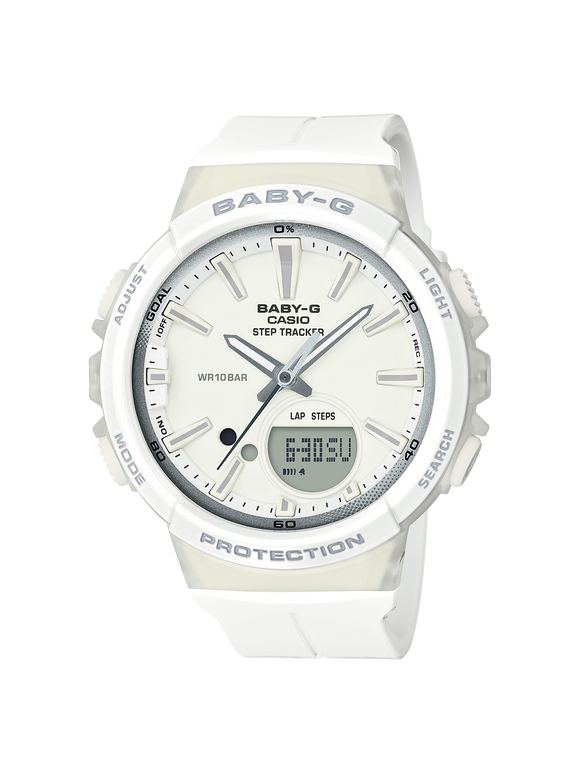 Ladies Casio Baby-G Watch BGS100-7A1