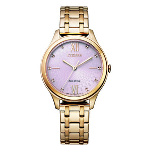 Ladies Citizen Eco-Drive Watch EM0503-75X