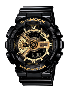 Gents Casio G-Shock Watch GA110GB-1A