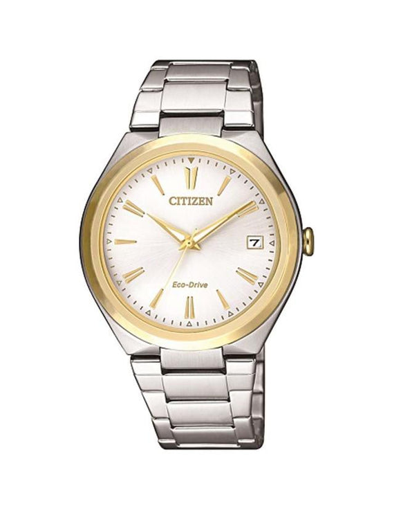 Ladies Citizen Eco-Drive Watch FE6024-55B