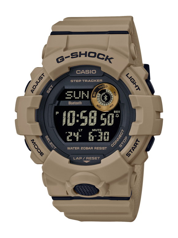 Gents Casio G-Shock Watch GBD800UC-5D